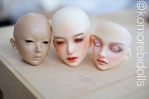 supia dreaming rosy, sio2 cold dew, switch solrok size and scale differences